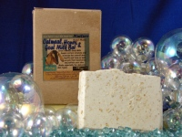 Goat Milk, Oatmeal, Honey Soap